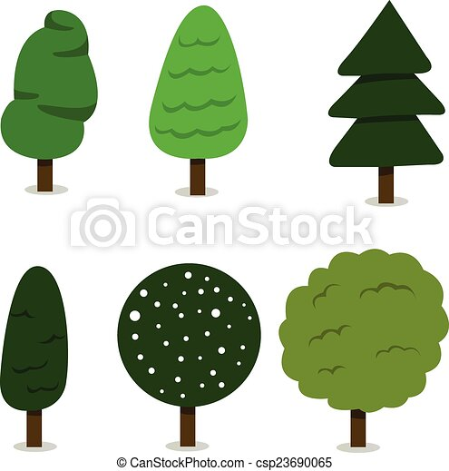 Tree Collection - csp23690065