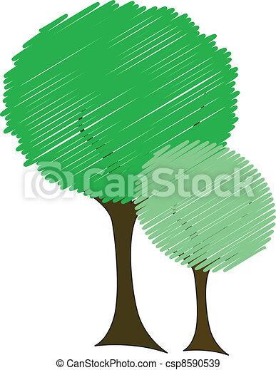 Tree - csp8590539