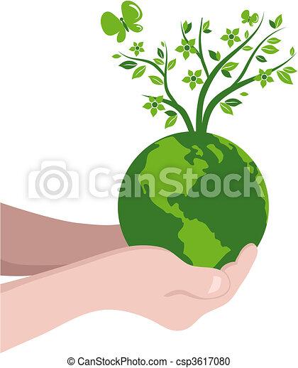 Tree globe - csp3617080