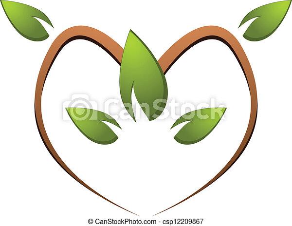 tree green nature logo vector illustration clip art vector search rh canstockphoto com natural clip art nature clip art for kids