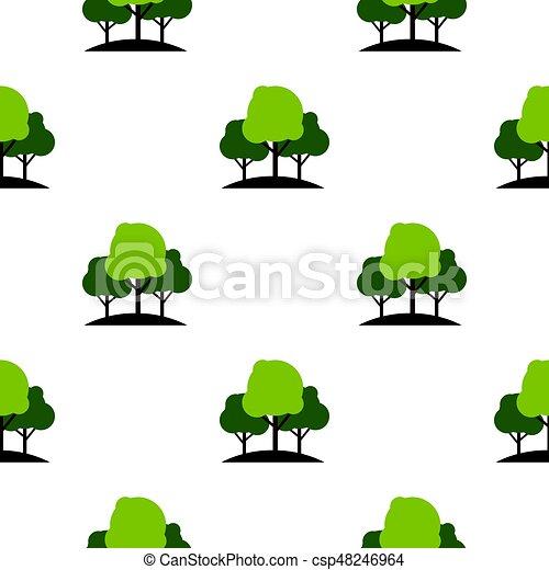 Tree group pattern flat - csp48246964