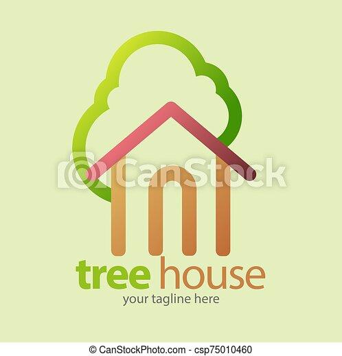 tree house - csp75010460