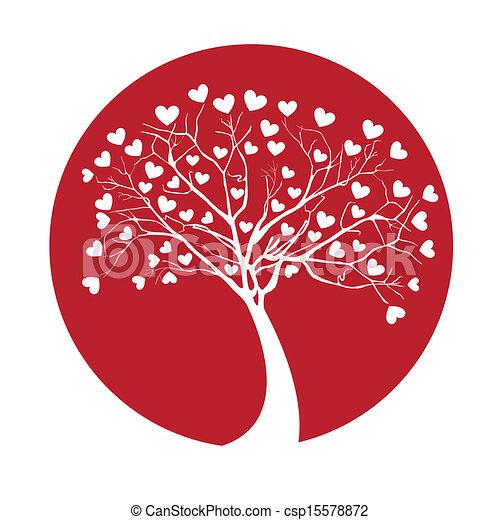 tree love - csp15578872