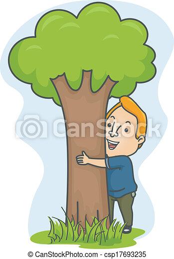 Tree Lover - csp17693235