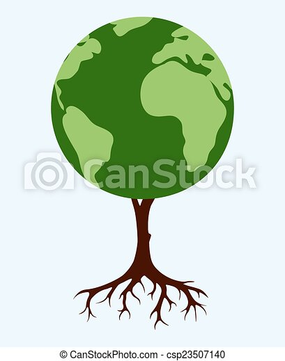 Tree shaped like the world map tree shaped like the world map csp23507140 gumiabroncs Image collections
