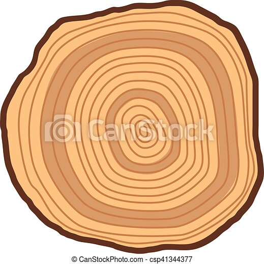 tree slices vector isolated wood slice texture wooden vectors rh canstockphoto com wood texture vector free download wood texture vector ai