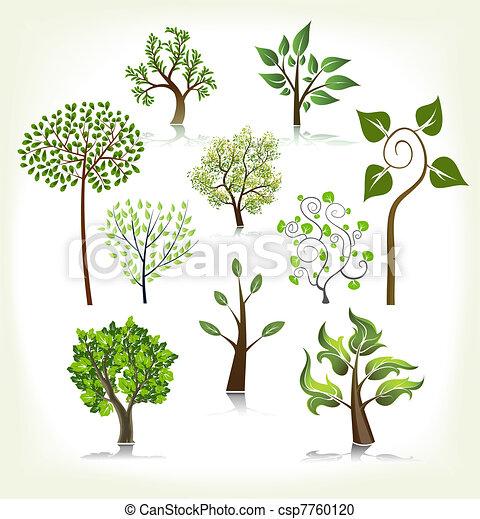 Tree - csp7760120