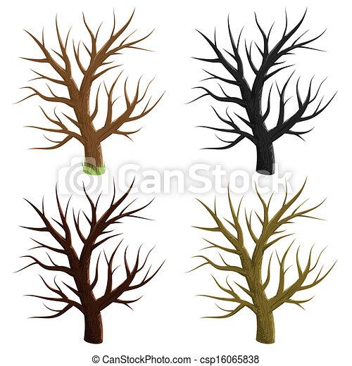 Tree vector - csp16065838