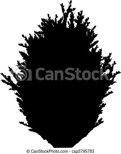 Tree (vector) - csp3795783
