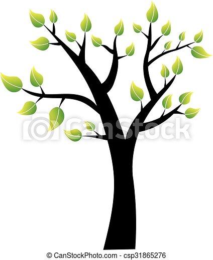 tree vector - csp31865276