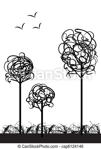 trees - csp6124146