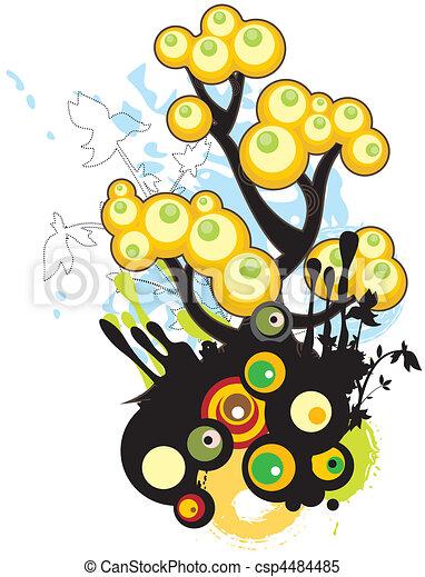 Trees - csp4484485