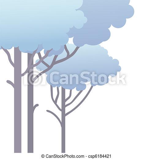 trees - csp6184421