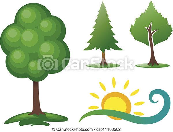 Trees - csp11103502