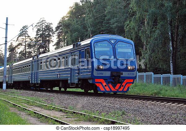 trein - csp18997495