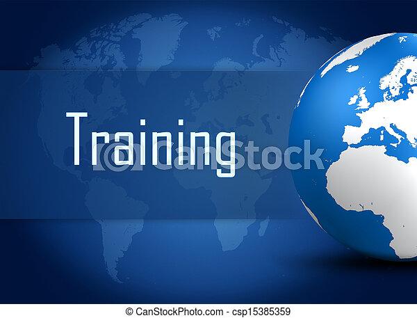 treinamento - csp15385359