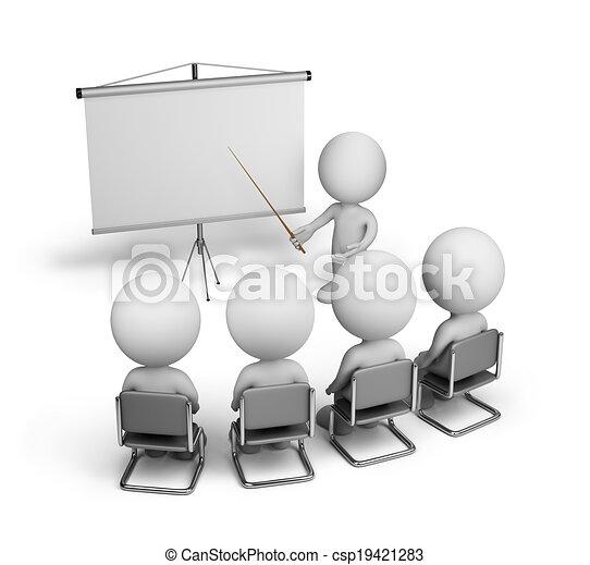 treinamento, empregados - csp19421283