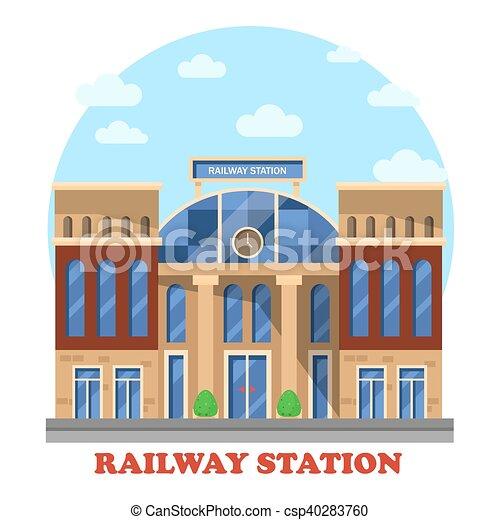 trem estrada ferro estação transporte ferrovia depósito ou