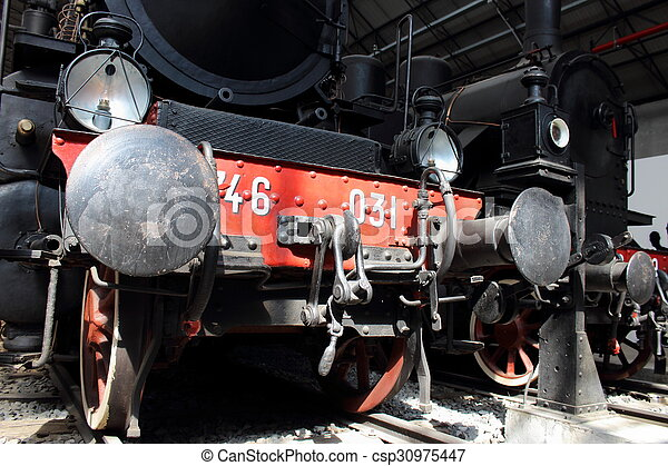 trem, vapor - csp30975447