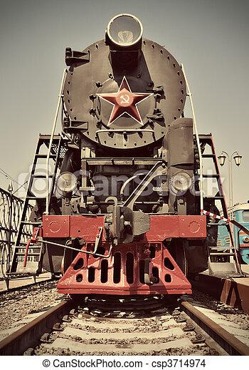 trem, vapor - csp3714974