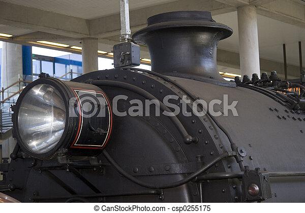 trem, vapor - csp0255175