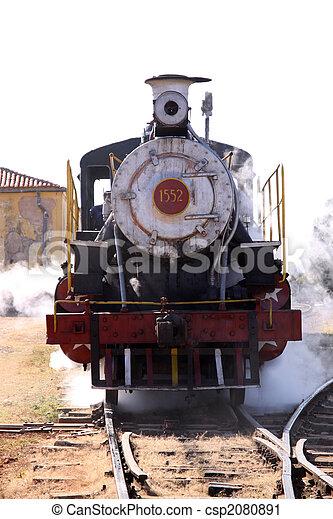 trem, vapor - csp2080891
