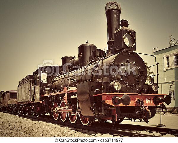 trem, vapor - csp3714977
