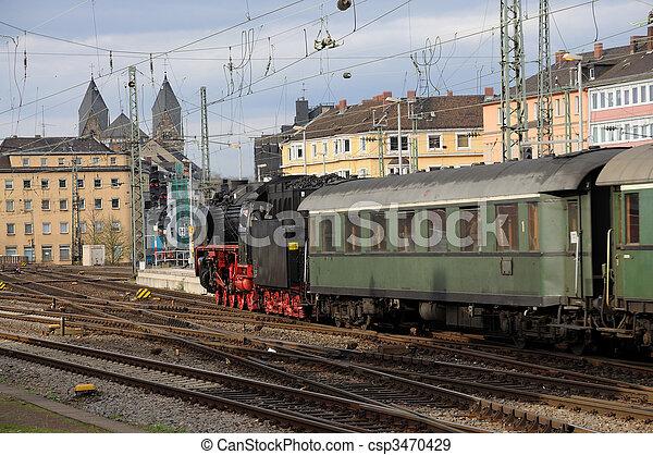 trem, vapor - csp3470429
