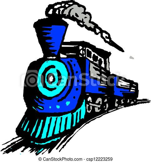 Tren - csp12223259