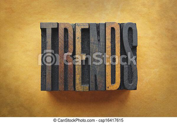 Trends - csp16417615