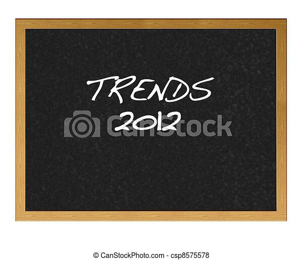 Trends. - csp8575578