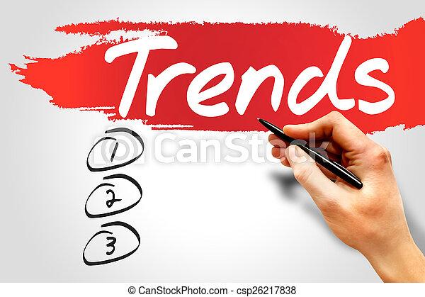 TRENDS - csp26217838
