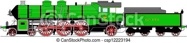 treno - csp12223194