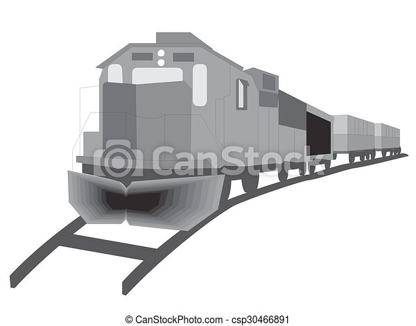 treno - csp30466891