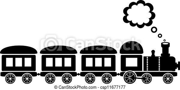 treno - csp11677177