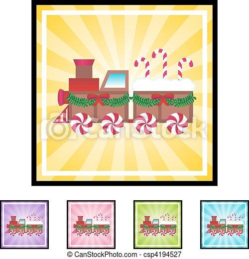 treno - csp4194527