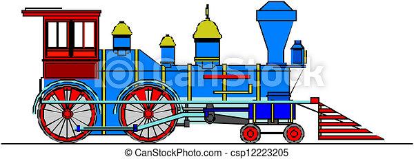 treno - csp12223205