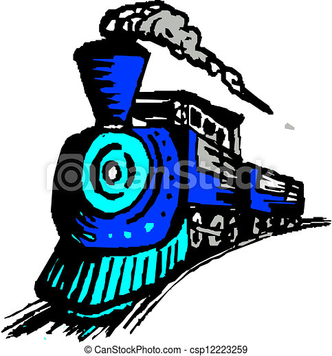 treno - csp12223259