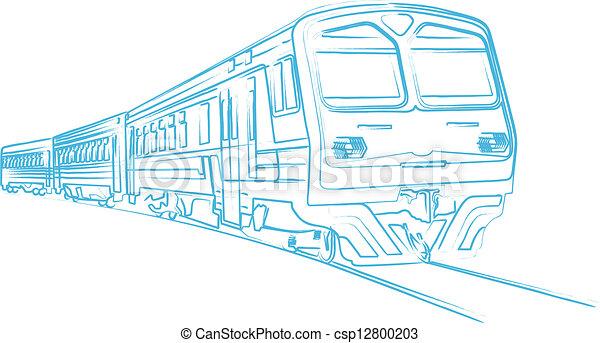 treno - csp12800203