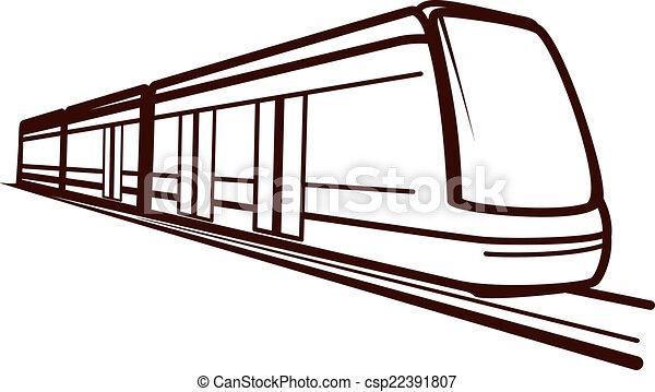 treno - csp22391807