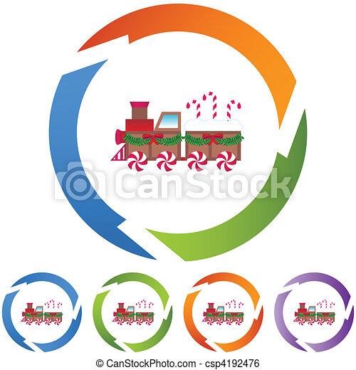 treno - csp4192476