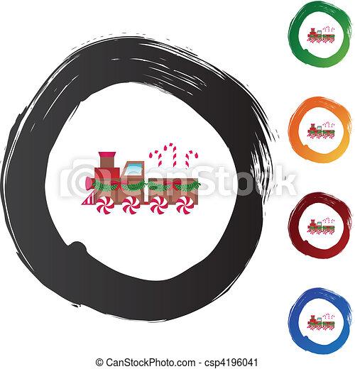 treno - csp4196041