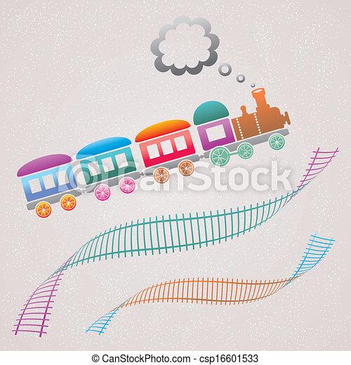 treno - csp16601533