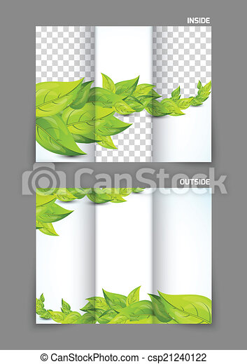 tri, pli, brochure - csp21240122