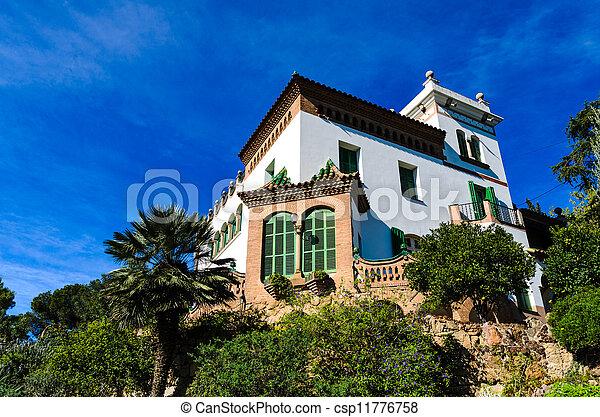 Casa Trias en Park Gélula, Barcelona - csp11776758