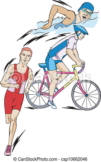 triathlon - csp10662046
