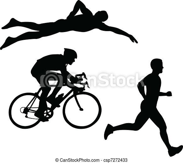 triatlón - csp7272433