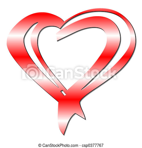 Tribal Heart - csp0377767