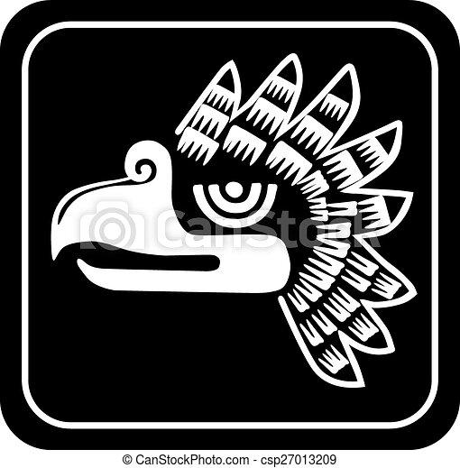 Tribal Totems Ancient Tribal Symbols Vector Eps 8
