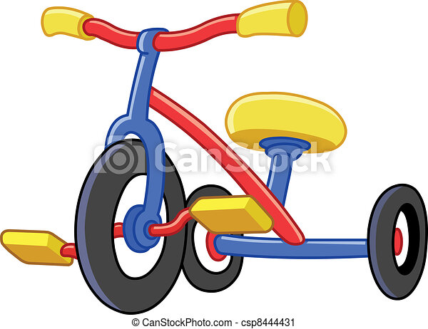 Tricycles - csp8444431